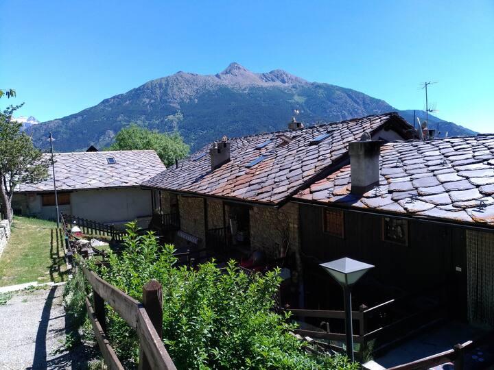 La Maison du Ru- Casa di montagna ad Aosta