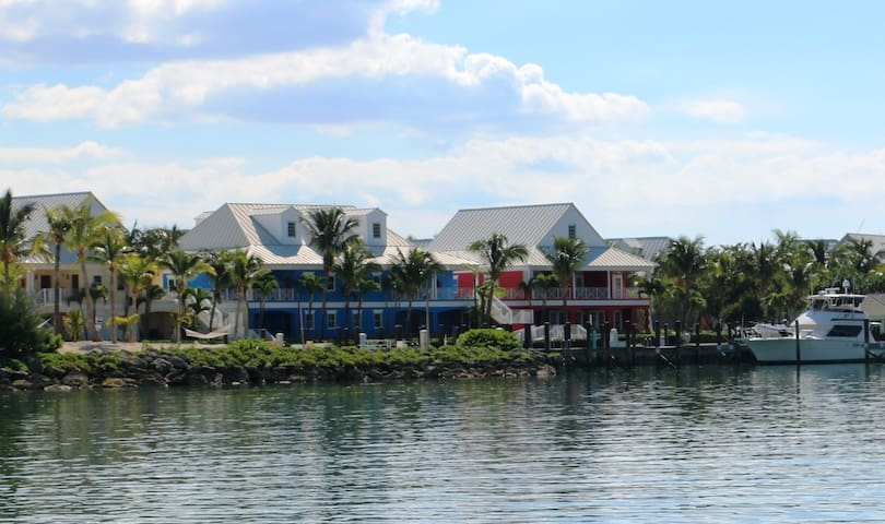 Marina-front Suite at Old Bahama Bay Resort