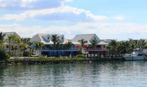 Marina-front Suite at Old Bahama Bay Resort