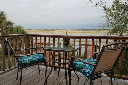 Folly Beach on water!  Reduced pricing!