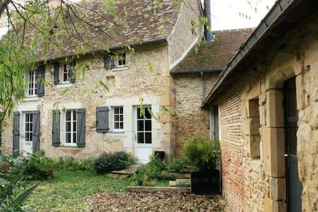 Une suite à la campagne - Bazouges-sur-le-Loir - Earth House