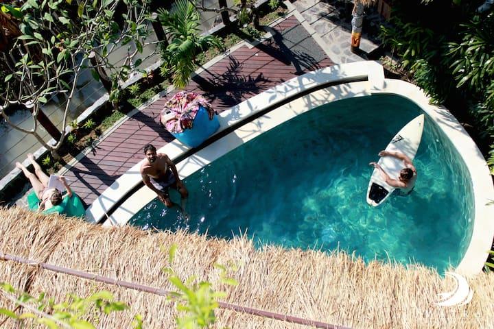Matra Bali Surf Camp #2