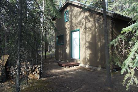Gulkana River Cabin
