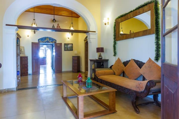 Clove Room, Galle Wakwella Villa