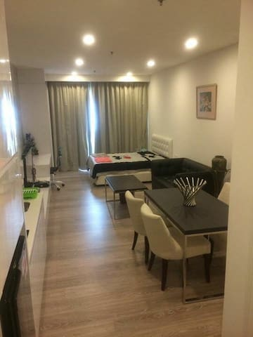 KL city center New Deluxe Invito Hotel Suite - Kuala Lumpur - Appartement en résidence