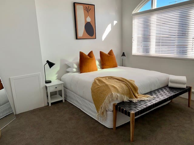 Bedroom 1 - Super King, can separate to two singles
