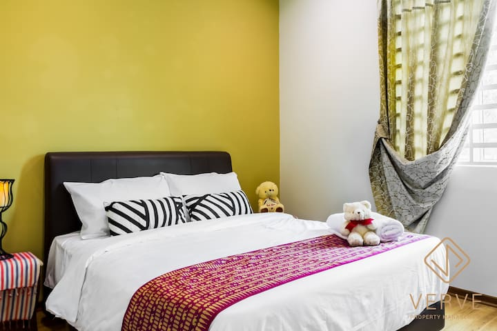 Bali Boutique Villa by Verve [Deluxe Double Room]