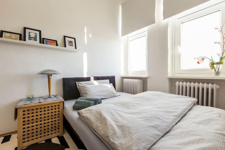 Cosy bright room - Berlín - Apartamento