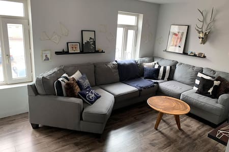 Perfectly located awesome apartment in Quebec City