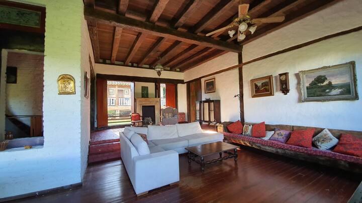 Casa Rústica de Fazenda em Matias Barbosa, MG.
