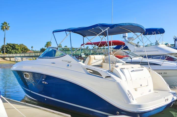 Luxury 2012 SEA RAY 260 SUNDANCER