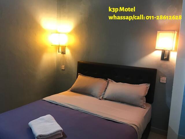 K3P Motel: Friendly-Family Dreams Budget Stay