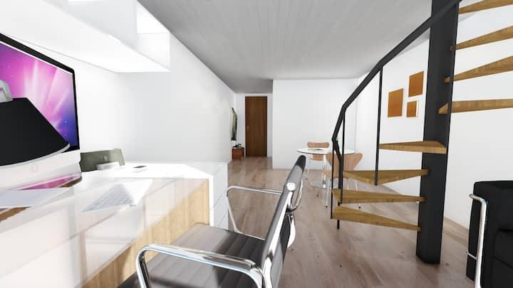 Student Only Property: Friendly Mezzanine En-suite1 - LOS 12 months 10% off