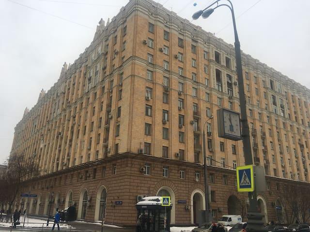 -25%ЭКОНОМ-Квартира у м.Алексеевская