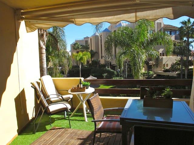 Spain...Andalucia..Costa Del Sol... - Estepona - Apartment