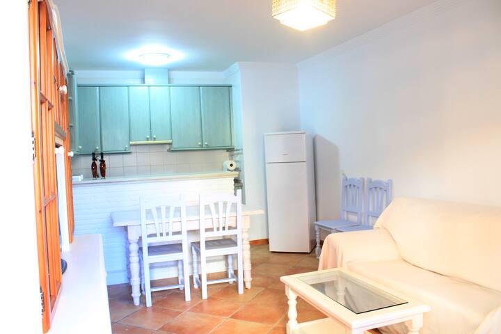 Apartamento en la playa de FuenteBravia