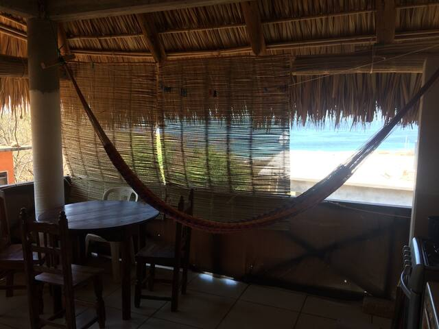 Casa p/2  Mazunte, Punta cometa - Mazunte - Apartemen