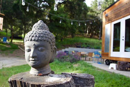 Modern Tiny House in the Countryside - Soquel - Muu
