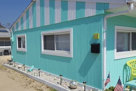 CUTE & CLEAN, WALK TO PRIVATE FAMILY BEACH - Lavallette - Casa