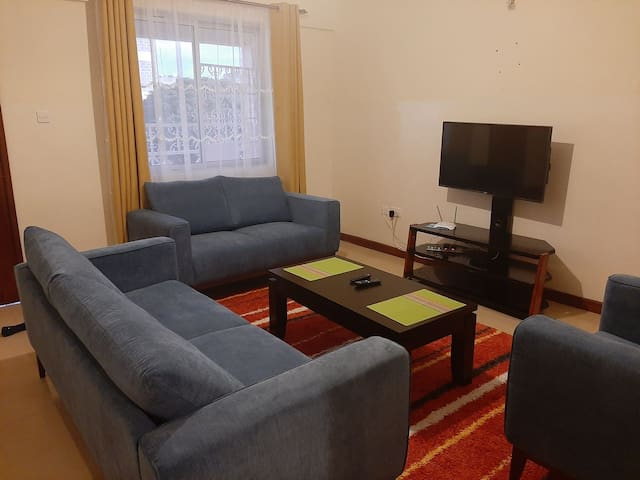 Evergreen Apt 2; A 2 BR flat in a great location