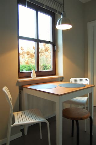 Apartment im Grünen und stadtnah - Fulda - Rumah