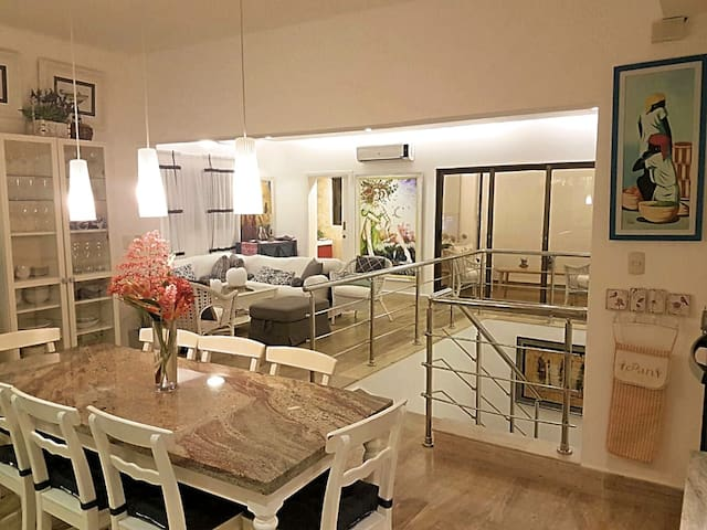 Neat & Artistic Cozy Apartment @ Las Terrenas !!