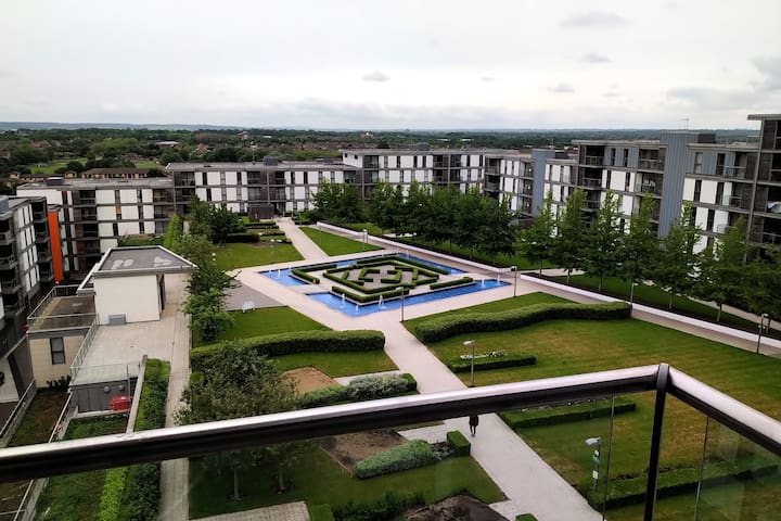 Stunning 3 bed apartment in centre Milton Keynes