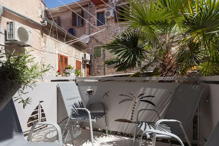 Historical Old town, 2 bd, Carera,pedestrian zone - Rovinj