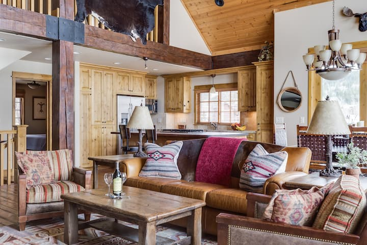 Eagle's Landing Cabin at Teton Springs Lodge & Spa