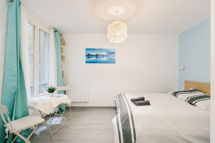 NEW!!! Cozy Studio in Centre Paris