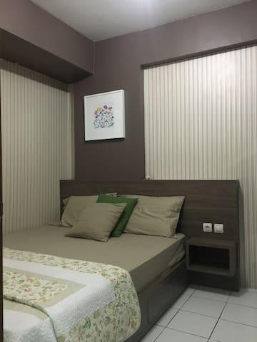 2 Bedrooms @Sky Park Gateway AYani