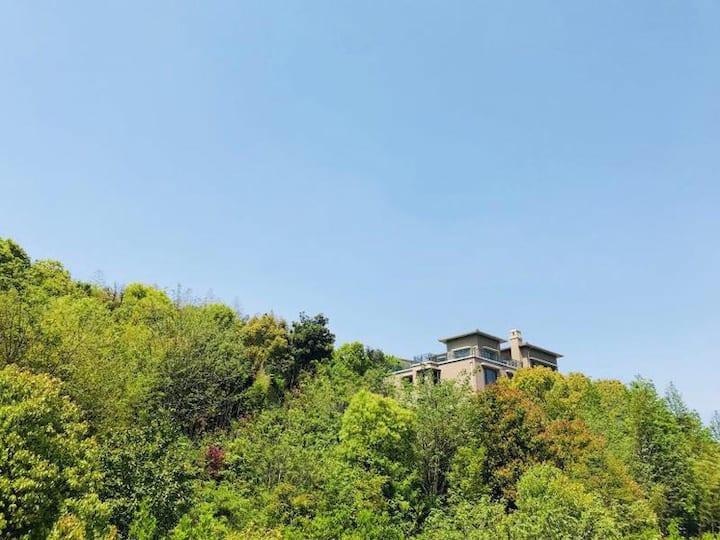 【鼋头渚景区】太湖山水景观别墅日式休闲