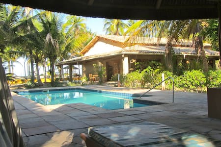 Villa with pool in Canavieiras on Atalaia Island - Canavieiras
