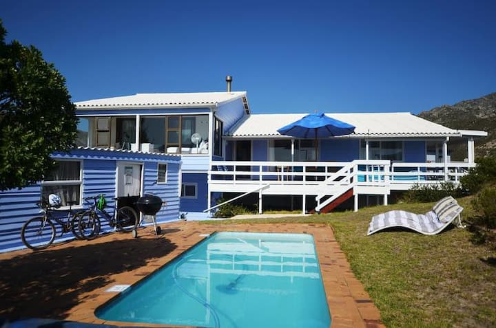 The Mermaid's Tail - self catering beach house