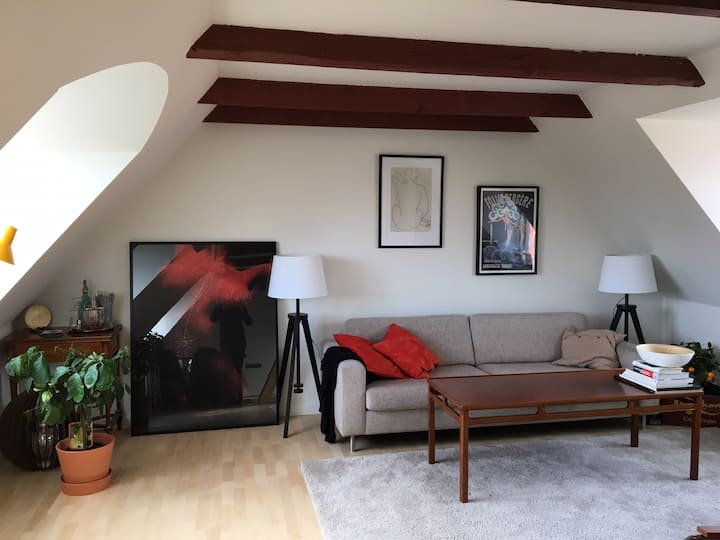 Perfect location, cosy apartment, quiet and clean!
