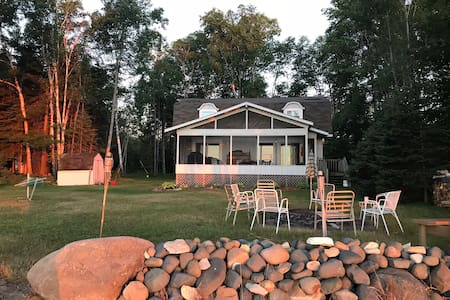 Newly Remodeled Lake Huron Cottage