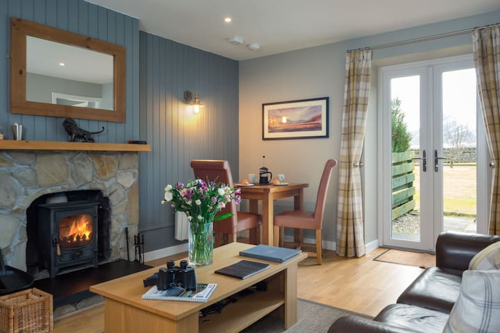 Birch Cottage at Highland Holiday Cottages