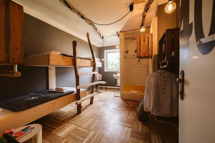 The Keep Eco Residence - Room 406