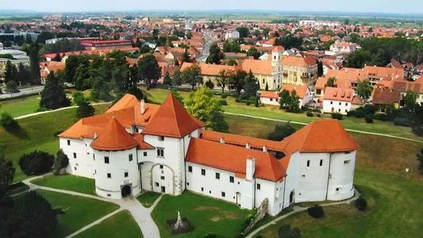 Spacious apartment in Varazdin - Varaždin - Gastsuite