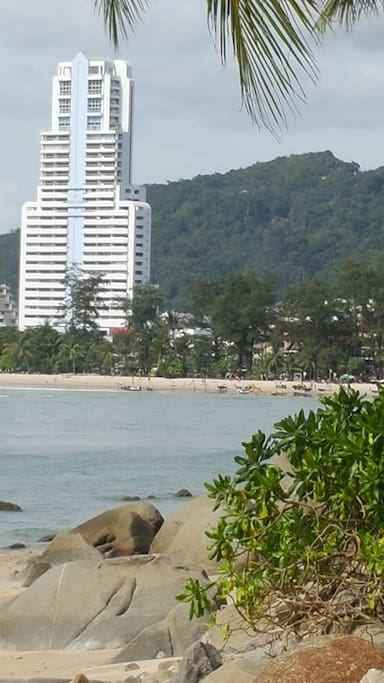 the patong tower