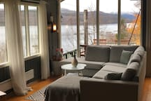 Large cabin in Nedre Kvarv, Sørfold.
