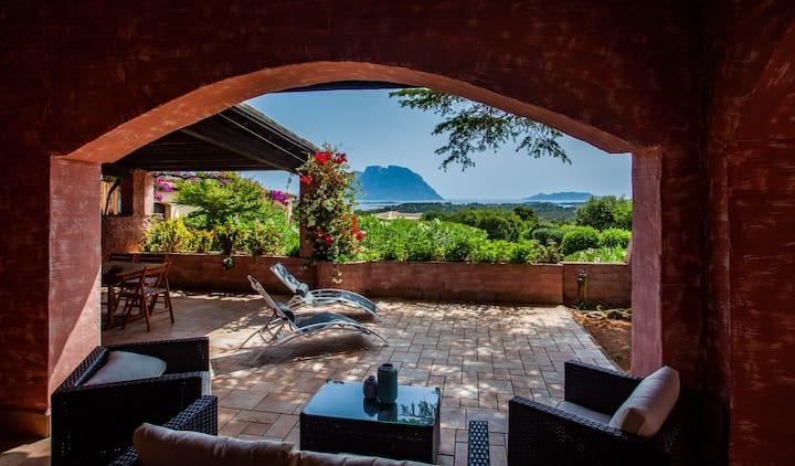 Villa Kalè in Costa Corallina:6pax,wifi, view!!