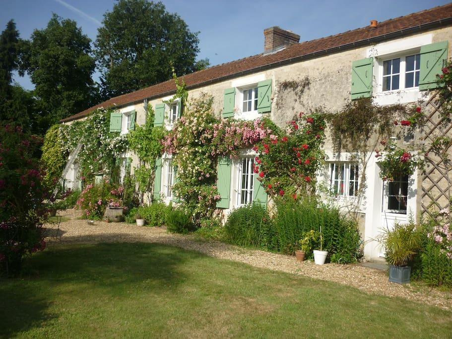 Guesthouse near paris chambre chez l 39 habitant maisons - Louer une chambre chez l habitant paris ...