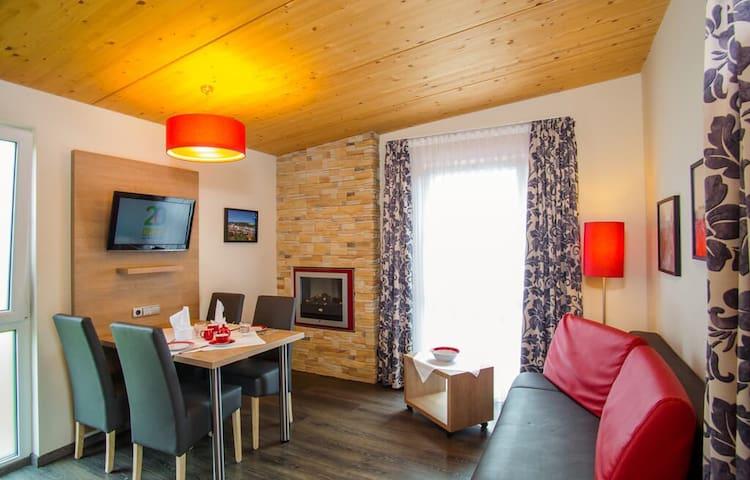 Camping Dreiquellenbad (Bad Griesbach i. Rottal), Camping Dreiquellenbad Camping-Suite