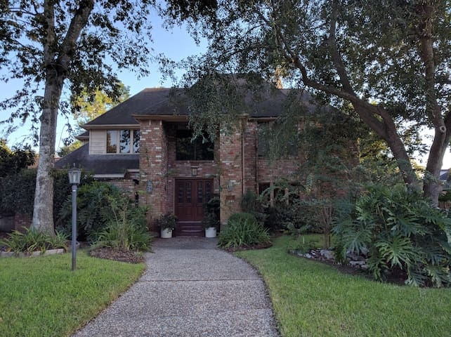 Beautiful West Wing in home in Quiet Neighborhood - Sugar Land - Σπίτι