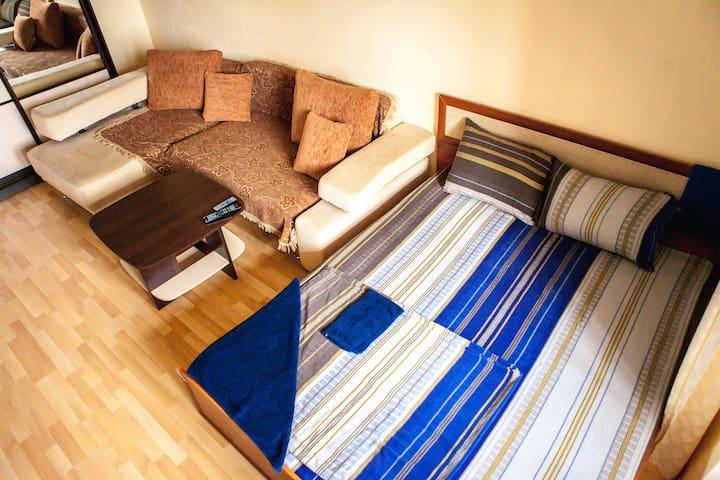 Уютная квартира на Тиманской - Ukhta - Pis