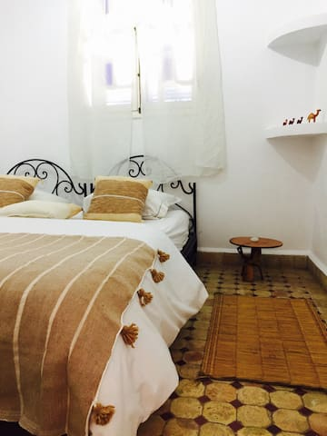 Cute apartment and free Medina tour - Essaouira - Lägenhet