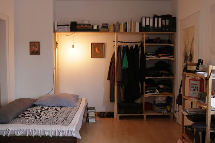 Doppelzimmer in Messenähe - Frankfurt am Main - Apartment