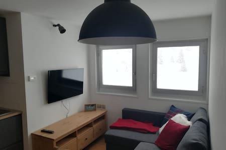Tonale Suite Appartamento da 4 vista montagna