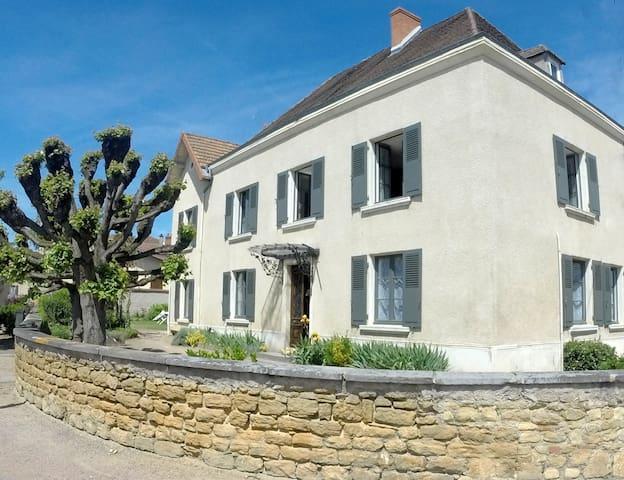 Gîte Esprit de Famille - Briennon - Dom